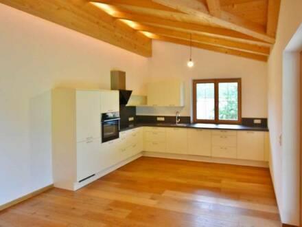 Wunderschöne neue 3-Zimmerwohnung mit Freizeitwidmung in Traumlage von Kössen - Reserviert -