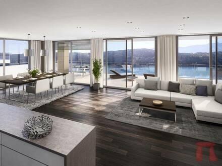 Exklusive Seeblick Wohnung in Top Lage - Erstbezug