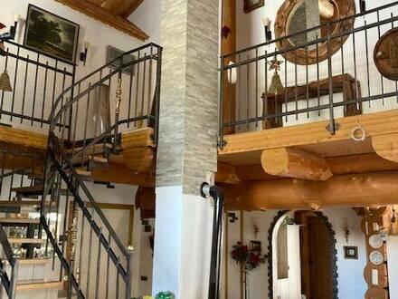 Wunderschönes Holzblockhaus in Stanzach in Tirol!
