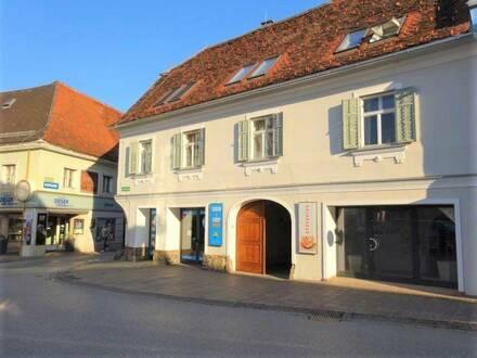 Äußerst hochwertig saniertes Stadtpalais in bester Innenstadtlage direkt am Weizer Hauptplatz