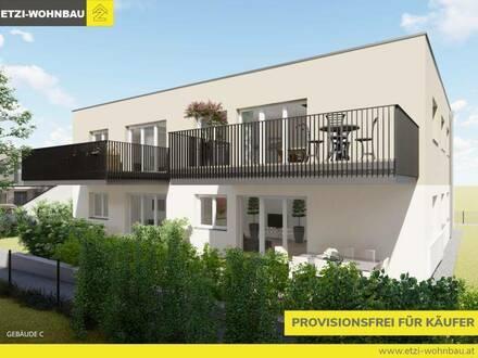 Wohnung + Garten in Pettenbach ab € 224.100,-