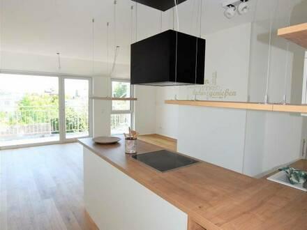 Dachgeschoß-Traum + Erstbezug + Neue Küche + hochwertige Ausstattung + E-Car Sharing