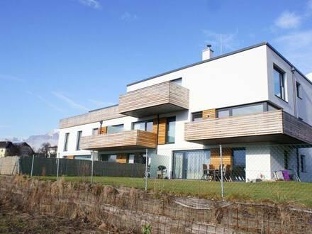 Schöner Wohnen in ländlicher Ruhe - moderne 3-Zimmer-Wohnung mit Südterrasse