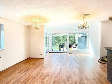 Familienfreundliche 3 Zimmer Wohnung mit Garten in Hall