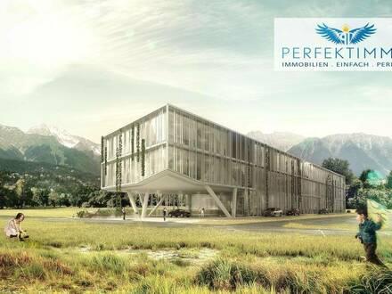 Gewerbefläche_EG 08 im neuen Kompetenz-Zentrum für Business, Gesundheit, Kreativität und Kommunikation in Imst zu verka…