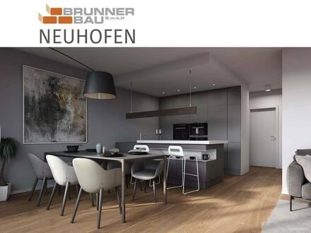 Traumhafte Neubauwohnung zum Wohlfühlen in Grünruhelage - Neuhofen - Verkaufsstart!