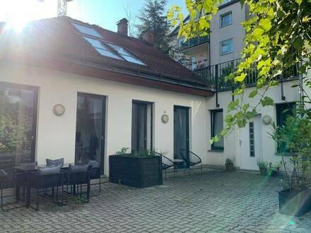 1180 Wien, Hofgebäude + TERRASSE - Büro nächst Semmelweisklinik!