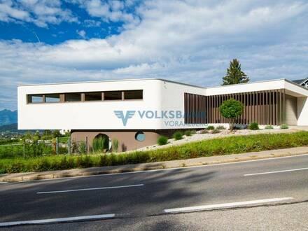 Einzigartiges Architektenhaus in Röthis!