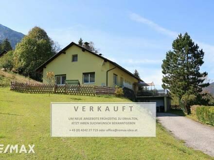 Einfamilienhaus in Hüttendorf