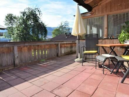 Sehr schöne, sonnige 2 Zimmer Wohnung mit Ausblick auf den Gaisberg