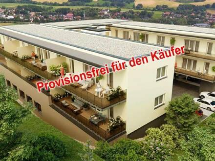 Neubauwohnung mit Lift für Anleger