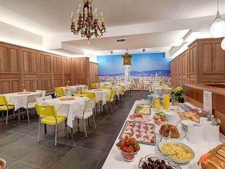 Lokal mit Küche im Hotel Provisionsfrei
