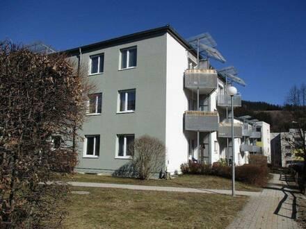 Provisionsfrei! Geräumige 2-Raum-Wohnung mit Balkon und Parkplatz zum Wohlfühlen im Herzen der Siedlung Trofaiach Nord!