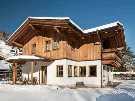 Charmantes Landhaus mit Kitzsteinhornblick