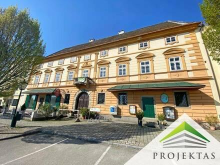 Historisches Stadthaus-Duo mit Entwicklungspotenzial in Mauthausen