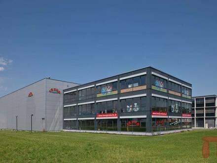 Hochregallager und Büroflächen - Interpark Focus - Röthis