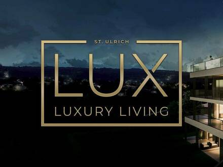 LUX_02.1   LUXURY - Living (38 Wohnungen) von 59 - 112 m² und (6 Penthäuser) von 117 - 163 m²