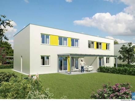St. Radegund - Neubau: Hochwertiges Doppelhaus-Wohnprojekt - Mietkauf oder Eigentum