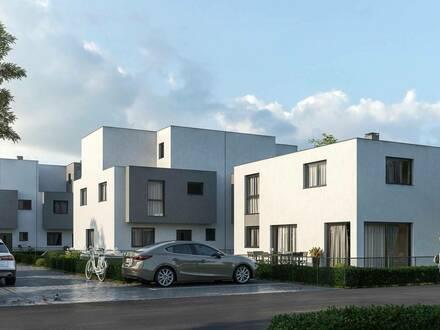PROVISIONSFREI- Nähe Seestadt Aspern.!! Doppelhaushälfte Keller, Terrasse und Garten