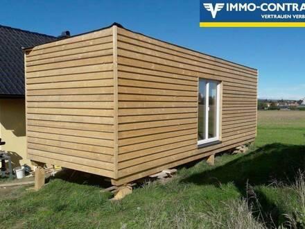 TRANSPORTABEL   Tiny- oder hochwertiges Gartenhaus fertig zum Transport