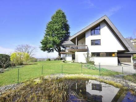 Herrschaftliche Villa mit atemberaubender Aussicht in Dornbirn zu verkaufen!