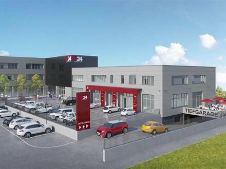Variable Büro- bzw. Praxisflächen ab 80 m² in TOP LAGE zu vermieten
