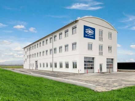 Soeben fertiggestellte Büro / Gewerbeflächen zu vermieten! individuell ausbaubar! Vielseitig, modern, repräsentativ!