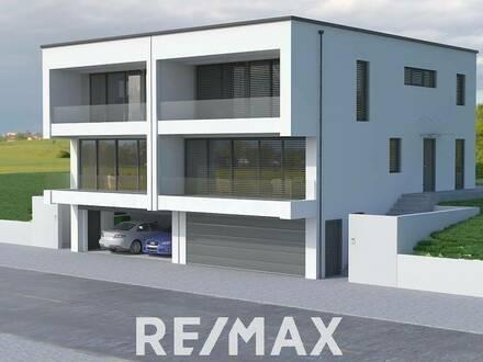 Neues Doppelhaus in Dietach