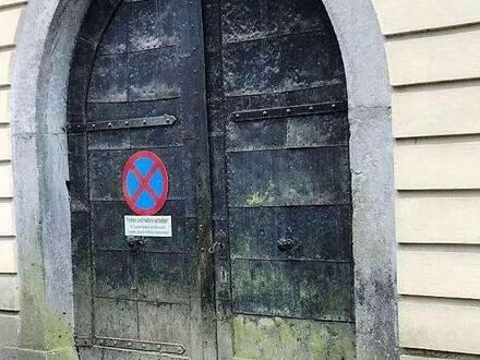 Nähe Deutschlandsberg: historischer Weinkeller mit Natursteingewölbe