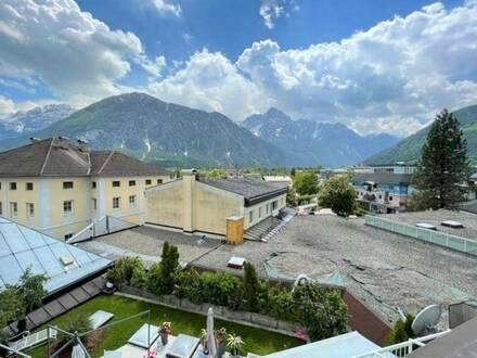 Schöne 2-Zimmer Dachgeschosswohnung mit Blick auf die Dolomiten, Lienz/Zentrum
