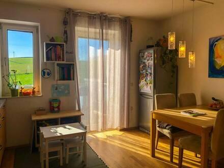 FROHNATUR - 2-Zimmer Eigentumswohnung mit Loggia