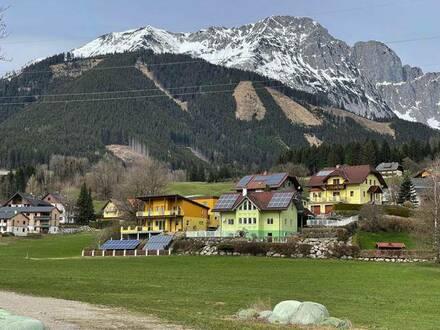 Shöne sonnige Familien Residenz mit Panoramablick