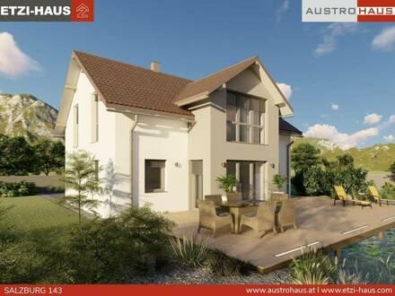 """Einfamilienhaus """"in Ziegel"""" inkl. Grund in Hof am Leithaberge"""