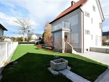 Ruhig gelegenes Wohnhaus mit herrlichem großen Garten in Siedlungslage
