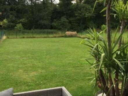 Zweitbezug - ca. 91 m² 4 Zimmerwohnung mit Terrasse und Garten in Lockenhaus zu