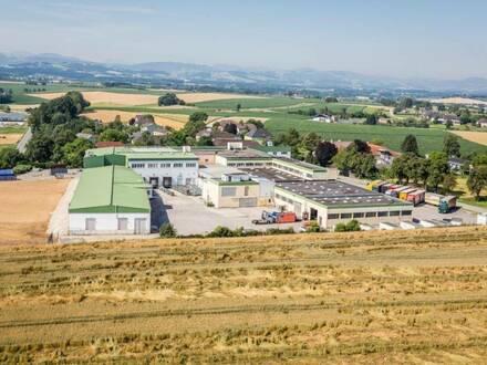 <B>PKW oder LKW - Werkstätte im Westen von Amstetten!</B>