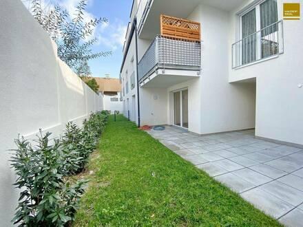 Gartenwohnung in Purbach - Neubauprojekt