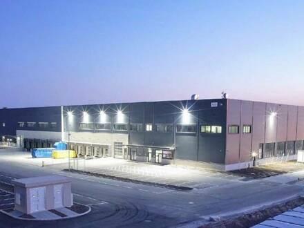 Industrial Campus Vienna East – beziehbar ab September 2021