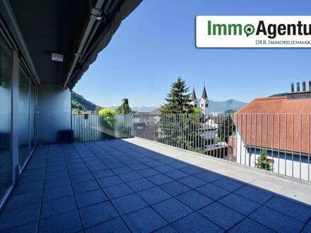 Helle 3 Zimmer Maisonettewohnung mit Balkon und Terrasse im Herzen von Götzis zu verkaufen