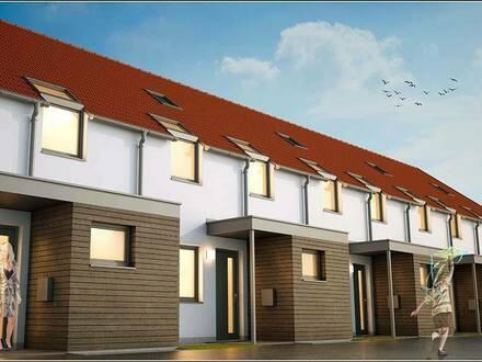 Walpersbach-Schleinz. Gefördertes Reihenhaus ab 2022   Miete mit Kaufrecht.