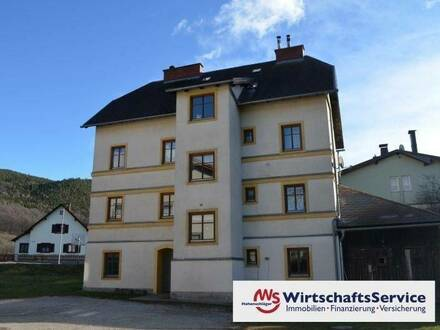 Mietwohnung (Top 10) mit 39,14 m² in Payerbach!