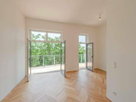 ++NEU++ Premium 4-Zimmer ALTBAU-ERSTBEZUG mit ca. 6m² Balkon in toller Lage!