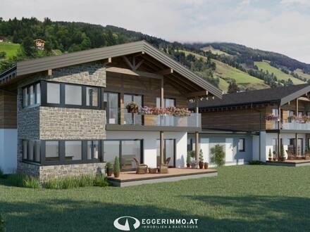 5753 Saalbach/ Hinterglemm: Neubau ! Landhausstil, Einfamilienhaus 210m² Whnfl, 5 Zimmer, Sauna, Eigengarten, sonnig, C…