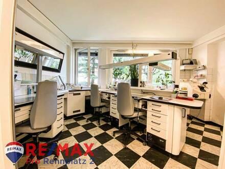 Zahnarztpraxis, Praxis oder Büro in toller Lage