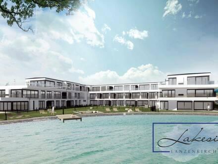 Luxuswohnung Top 35 mit Privatsee am Golfplatz - PROVISIONSFREI