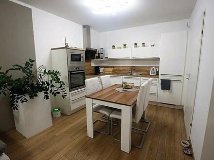 NEUBAU - Helle 2 Zimmer Wohnung mit wunderschönem Garten und TG-Platz in direkter Nähe des LKH Wolfsberg