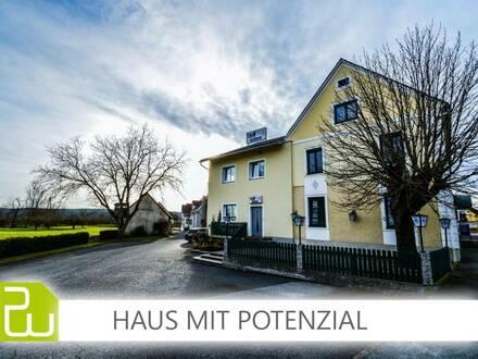 Wunderschönes Haus mit viel Potenzial !