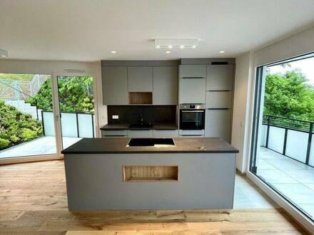 Neubau Penthouse-Charakter im schönen Axams