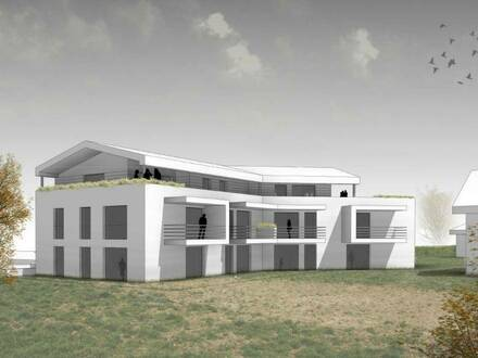 Neubau: Moderne 3-Zimmer-Dachgeschoßwohnung, 5121 Ostermiething - zum Kauf