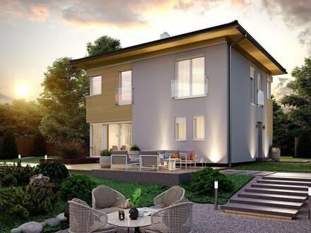 ZENKER Kataloghaus Konzept 123 mit 825m² Grund